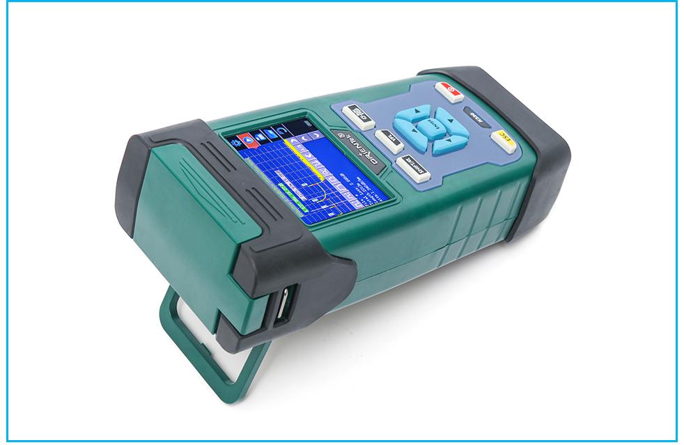 Orientek K330 / K320 OTDR Mini Fiber Optic OTDR Tester Детали